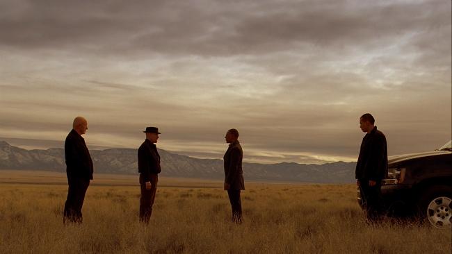 La tercera temporada terminaría por todo lo alto, con una escena de